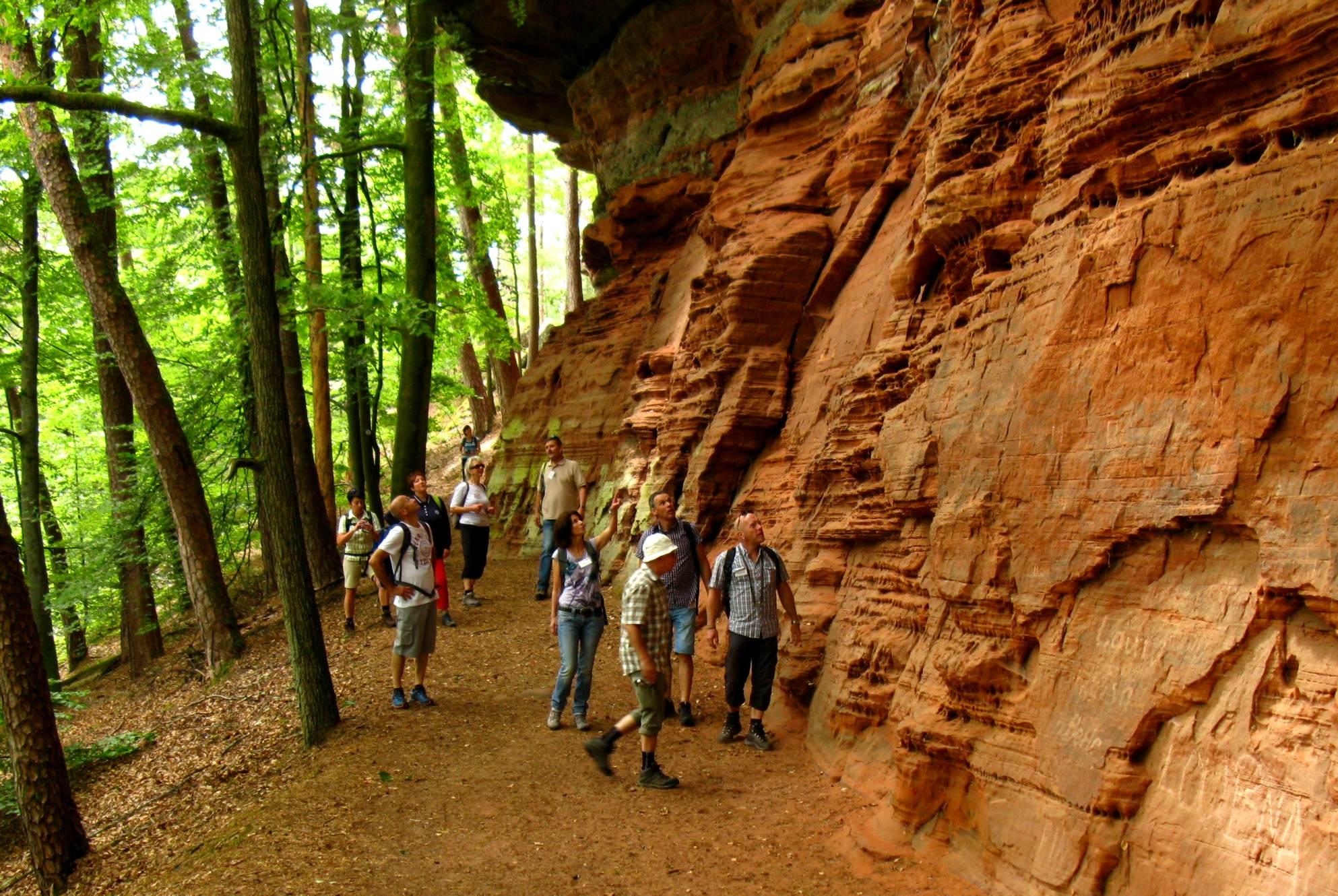 Wandern im Sauerland | Wandergebiet Sauerland in Deutschland