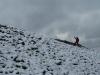 Die letzten Meter zum (Keltenring) Gipfel